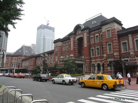 丸の内中央口駅舎(2006年)