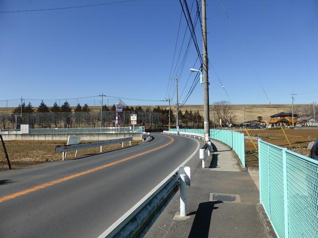 Photos: 狭山湖堤防