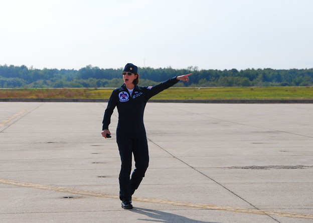 Maj. Kristin Haley 8-25-12