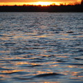 Looking at the Sunset Floating 4-3-12