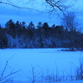 写真: At Runaround Pond 12-30-12