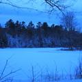 At Runaround Pond 12-30-12