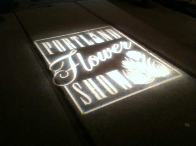 Portland Flower Show 3-10-13