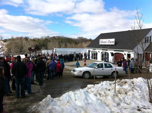 Maine Maple Sunday 3-24-13