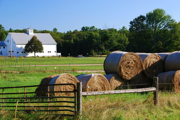 The Stack of the Bales 8-25-13