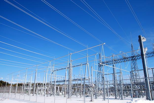 Photos: The Substation and the Blue Sky 2-8-14