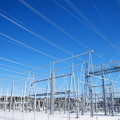 The Substation and the Blue Sky 2-8-14