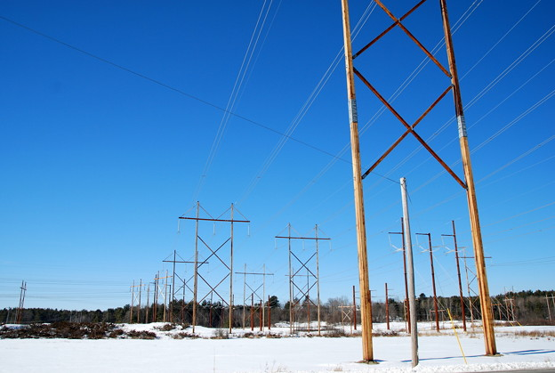 Photos: Power Lines 2-8-14