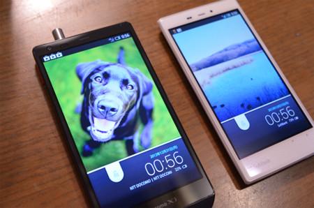 SHARP AQUOS Phone ZETA & PANTONE6