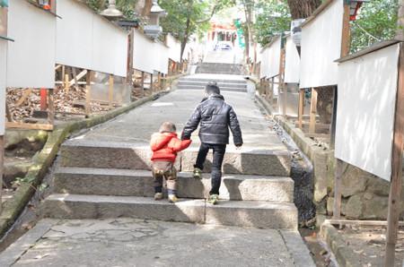 戌の日参り (1)