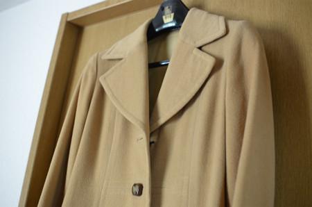 母のコート (2)