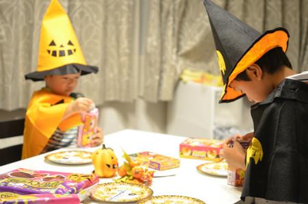 ハロウィーンパーティ (2)