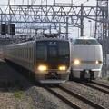 Photos: 321系・サンダーバード