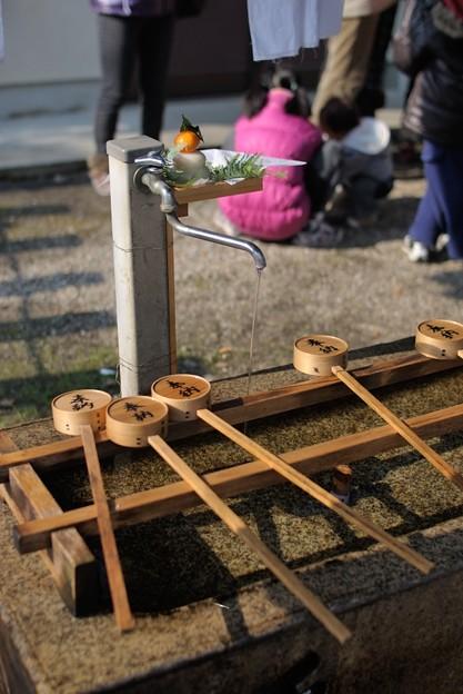 八王子神社(1) 2014年1月