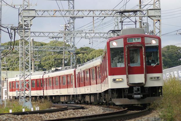 近鉄6600系