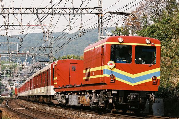 近鉄モト75+5800系