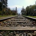 主なき線路