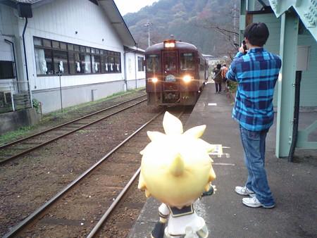 ではわたらせ渓谷鐵道をさらに、終点の間藤まで登ってみましょう! ...