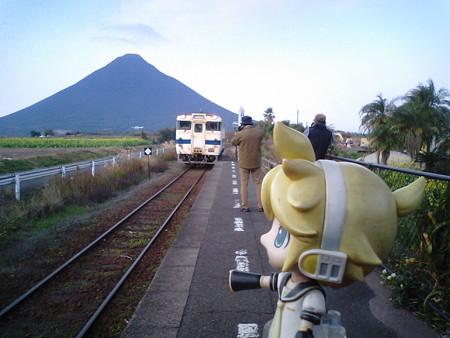 レン:「では、最南端駅より最北端駅を目指します!!」 ■西大山 9:0...