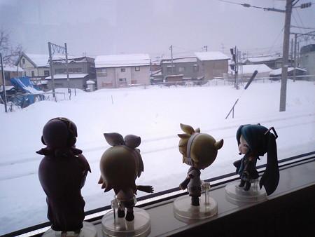 レン:「函館まで行ければ、とりあえず安心だね」 ルカ:「江差には行...