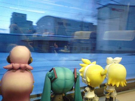 列車はキハ183系余剰車の寄せ集め編成で、はぁもが乗ってる3号車は0...