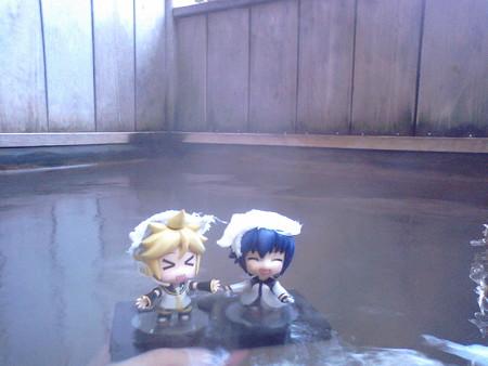 レン:「はぁぁぁーえぇきんもづ!!(≧▽≦) 兄:「はぅぁーーしみる...
