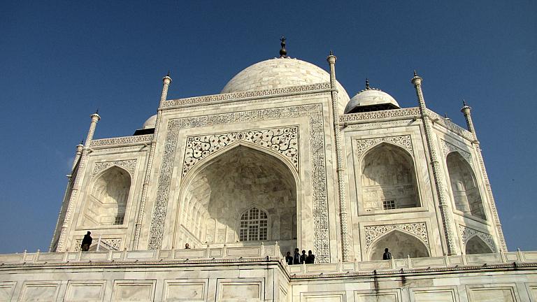 Taj Mahal4