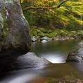 Photos: 渓流の秋