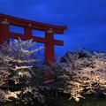 Photos: 神宮道にて 京都・平安神宮周辺
