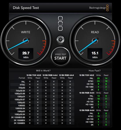 DiskSpeedTest-AirMacExtreme-外付けディスク