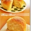 ハチミツパン@玄米酵母