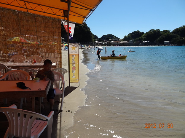 Photos: 2012年南伊豆の岩地海岸へ