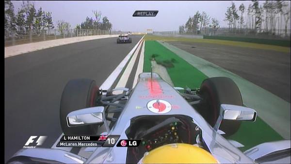 2012年F-1韓国GP、人工芝サーキットw