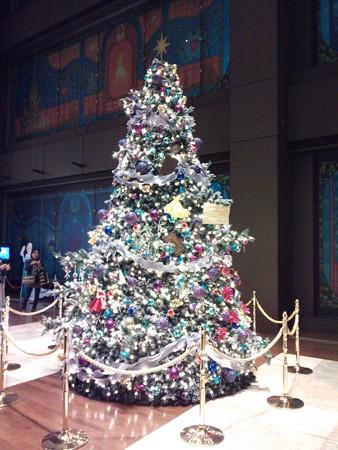 新丸ビルクリスマスツリー