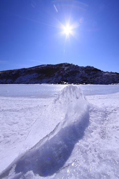 ☆氷点下の造形