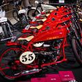 Photos: 謎の男 #003 SNAKE MOTORS K-16_レッド