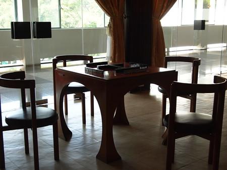 麻雀テーブル