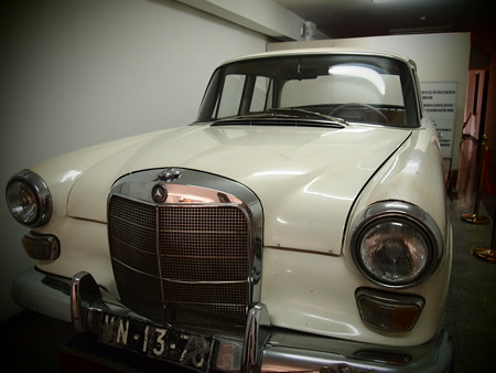 南ベトナム共和国大統領の専用車