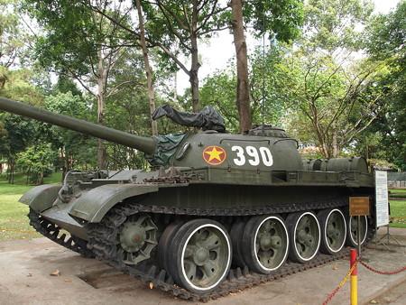 解放軍の戦車