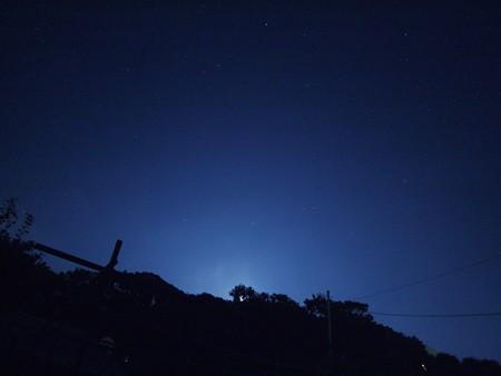 初めての星空写真