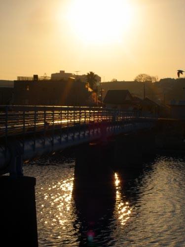 横浜 鶴見川