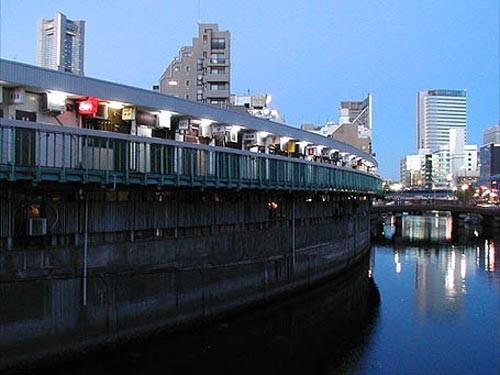 横浜 大岡川都橋