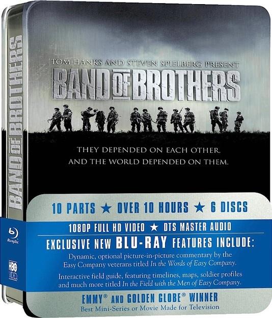 兄弟连(Band of Brothers)全十集/CHD联盟[1080P]