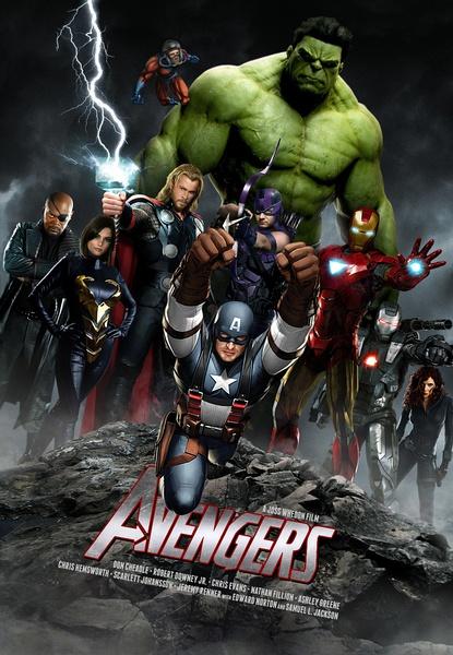 复仇者联盟 The Avengers 1080p