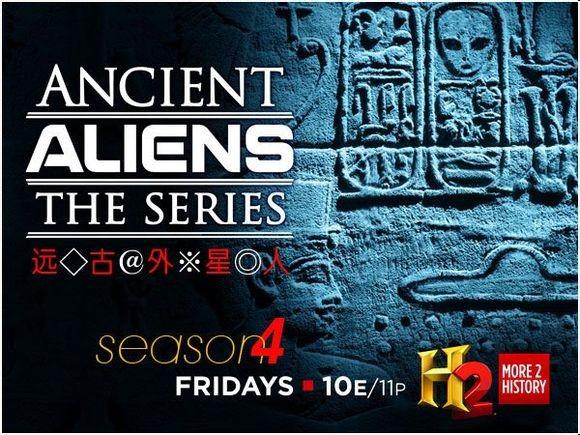 [纪录片]远古外星人/Ancient Aliens(1-6季中文字幕)