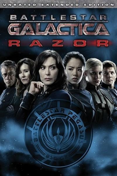 太空堡垒卡拉狄加 1-4季