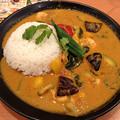 Photos: 海老と彩り夏野菜のスパイシータイカレー