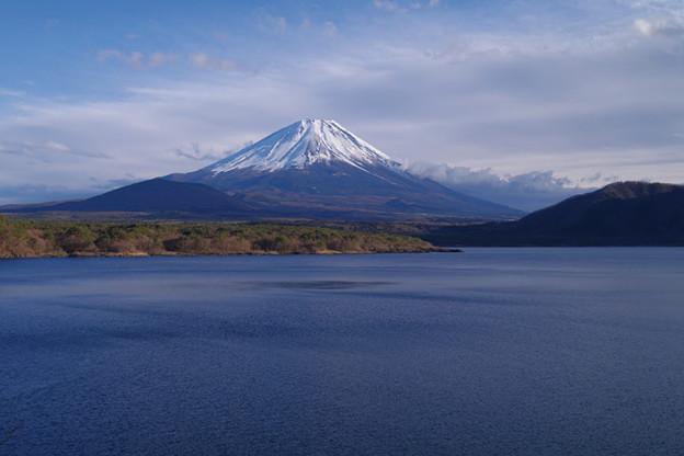 Photos: s6398_本栖湖と富士山