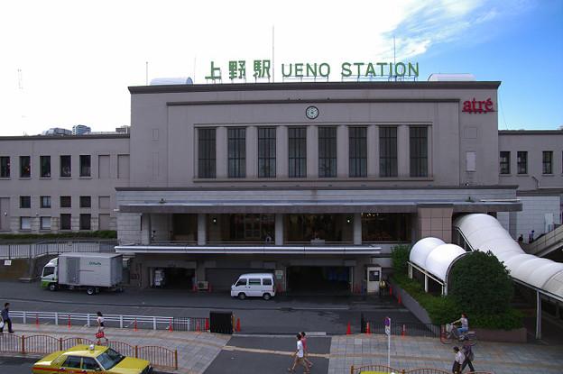 s3372_上野駅正面口_東京都台東区_JR東