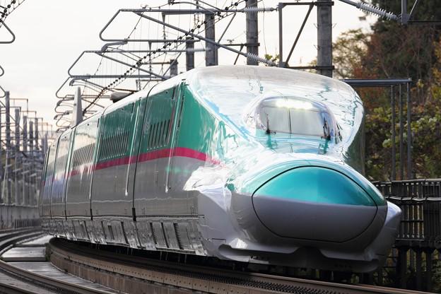 '12 11/10 U14編成展示に伴う回送-1